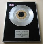 DOCTOR & THE MEDICS - BURN PLATINUM Single Presentation DISC